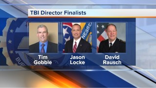 Three Men Nominated For TBI Director