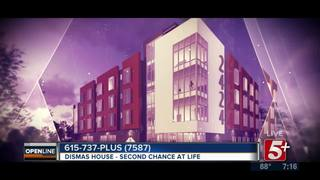 Dismas House - Second Chance at Life