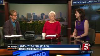 MorningLine: Medicaid Expansion