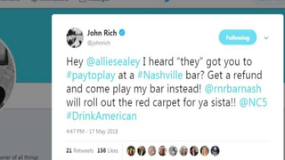 John Rich Helps Artist Stuck In Pay-To-Play Deal