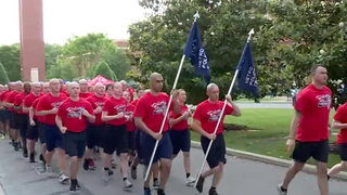 Torch Lit For Tennessee Special Olympics