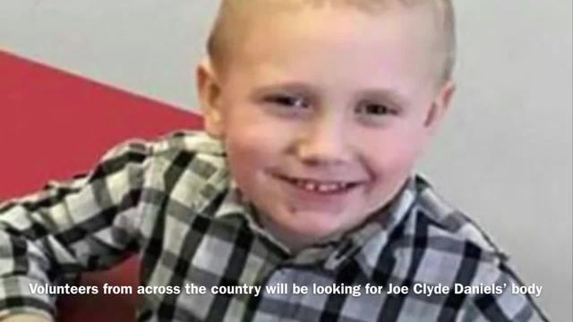Search For Joe Clyde Will Involve Hundreds Of Volunteers