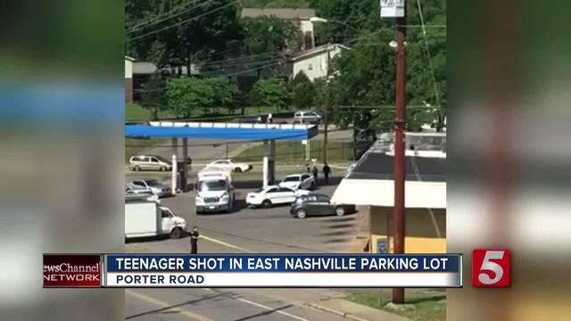 16-Year-Old Shot- Injured On Porter Road