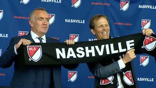 Ian Ayre Named First CEO Of Nashville MLS