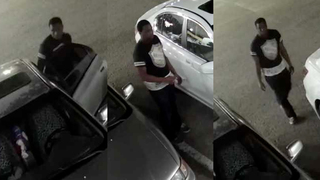 Suspect Hid In Woman's Car, Threatened Her
