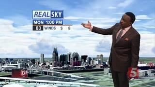 Lelan's Forecast: Monday, May 21, 2018