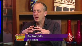Issues of Faith: Rik Roberts