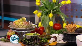 Miss Daisy'sCurried Shrimp Salad