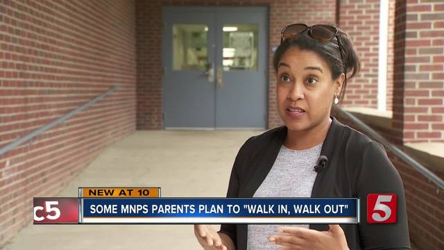 Some MNPS Parents Plan To -Walk In- Walk Out- On Election Day