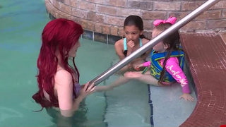 Enchanted Entertainment Making Pool Party Magic