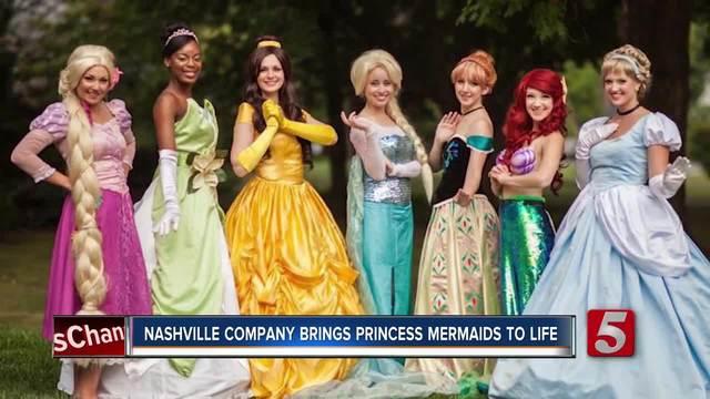 Nashville-s-Enchanted Entertainment Making Pool Parties Magical