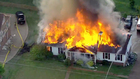 Family Escapes House Fire In Nolensville