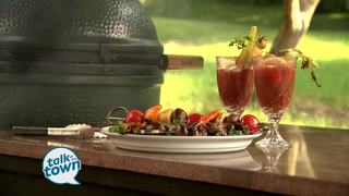 Grilled Bloody Marys and Perfect Kabobs