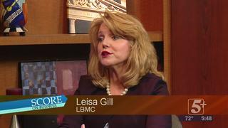 Score on Business: Leisa Gill, LBMC