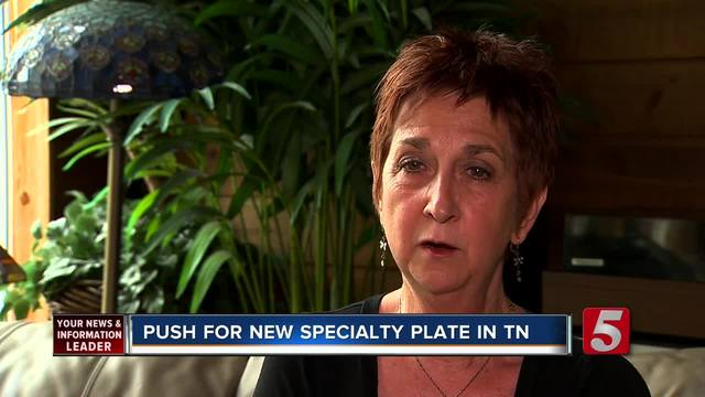 Voices For Victims Aims To Create Specialized License Plates