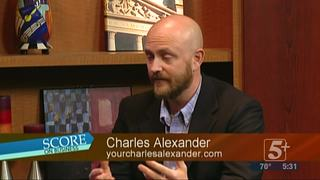 Score on Business: Your Charles Alexander