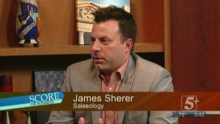 Score on Business: James Sherer