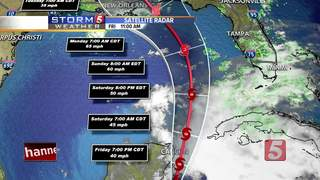 Lelan's Forecast: Friday, May 25, 2018