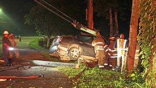 Man Killed In Clarksville Crash On Oak Street