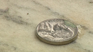 Learn What Coins On Soldiers' Tombstones Mean