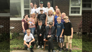 World War II Veteran Celebrates 99th Birthday