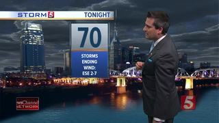 Henry's Forecast: Sunday, May 27, 2018