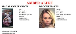 UPDATE: Statewide AMBER Alert Canceled