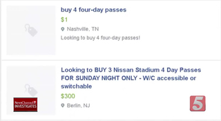 Country Fans Scammed Buying CMA Fest Tickets