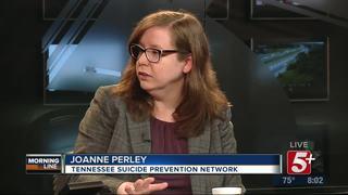 MorningLine: Suicide Prevention