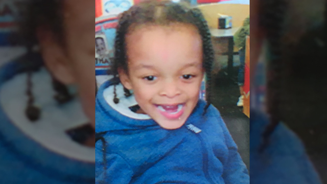 Metro Police Search For Missing 3-Year-Old