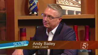 SCORE on Business: Andy Bailey