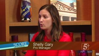 SCORE on Business: Shelly Gary