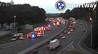 Driver Killed In Crash On I-24 West