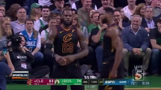 Can LeBron stop Golden State?