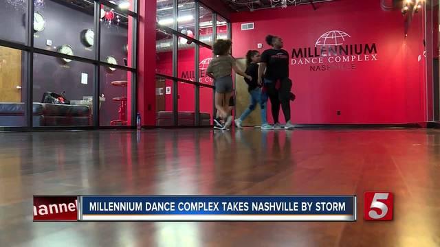 Millennium Dance Complex Opens In Nashville