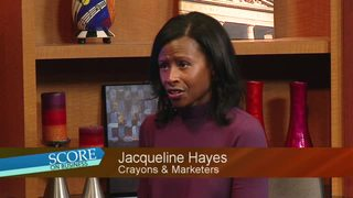 SCORE on Business: Crayons and Marketers