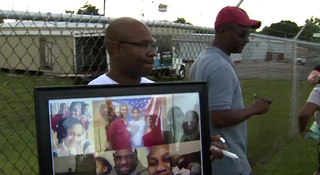 Vigil Held for Pedestrian Hit By Driver