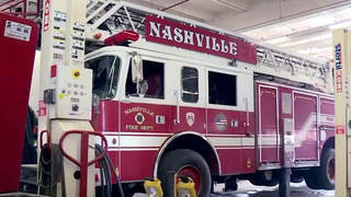 Metro's Growth Affects Fire Department Vehicles