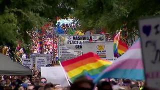 Nashville Pride Festival Kicks Off