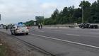 Single-Vehicle Crash Causes Backup On I-24