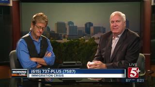 MorningLine: Immigration and The Trump...
