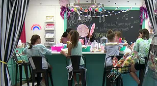 School Patrol: Sugar Drop Baking Camp