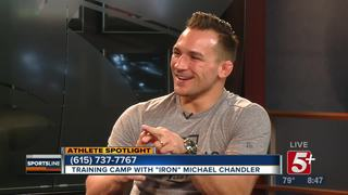 Training Camp with Michael Chandler