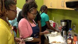 Kids Learn Valuable Skills At Summer Program