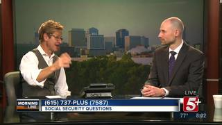 MornignLine- Social Security Questions