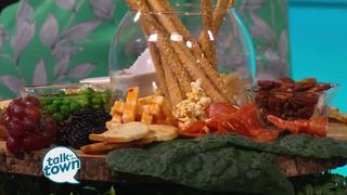 How to Assemble a Tasty Charcuterie Board