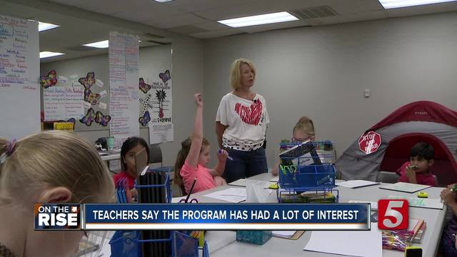 Summer Reading Camp Could Increase Property Values - On The Rise