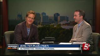 MorningLine: Alternative Transit Proposal