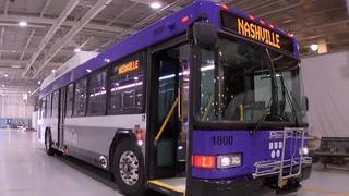 MTA Rebrands Itself 'WeGo Public Transit'