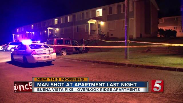 Police Investigate 2 Overnight Shootings In Nashville
